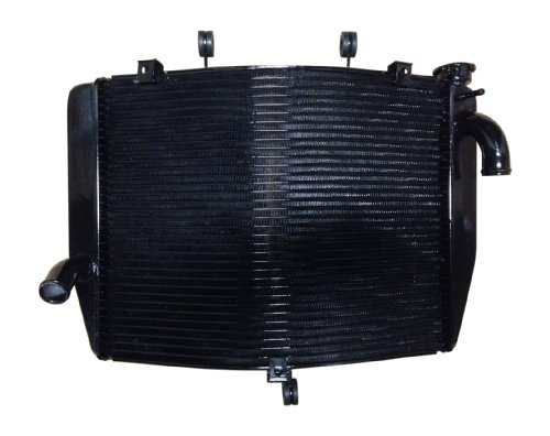 KAWASAKI NINJA ZX6R ZX600 2007 2008 OEM REPLACEMENT RADIATOR (NEW) (Oem Replacement Radiator)