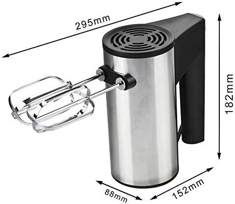250W Edelstahl 5 Geschwindigkeiten Lebensmittelmischer Teigmischer Egg Beater 220v Lebensmittelmixer für die Küche