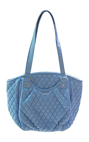 Vera Bradley Glenna Shoulder Bag, Sky Blue