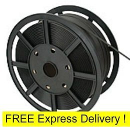 1500M Hand Pallet Strapping Banding Coil Reel 12mm, 310kg, FREE Express Delivery Phoenix Supplies