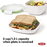 OXO 11139800 Good Grips Leakproof On-The-Go Lunch