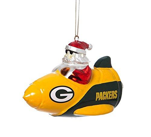 Rocket Santa, Green Bay Packers