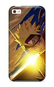 Protective Case For Iphone 5c(high Definition Naruto Shippudens) 5074583K15440792