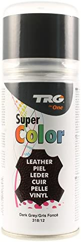 TRG Super Spray, 150 ml, & Leinwand-Dye-Effekt, Vinyl (dark grey)
