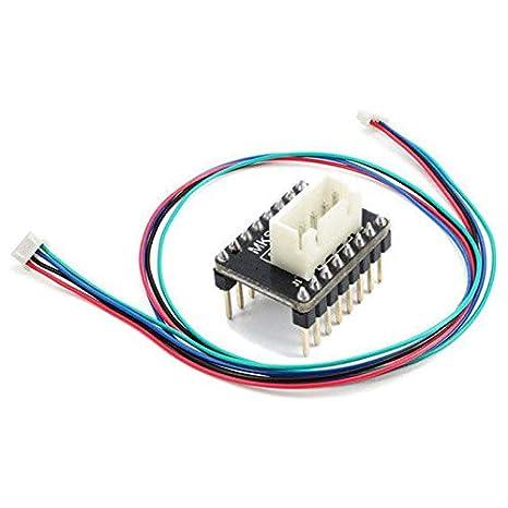 WOVELOT Piezas De La Impresora 3D Mks CD 57/86 Conductor del Motor ...
