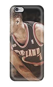 Series Skin Case Cover For Iphone 6 Plus(nba Brandon Roy Portland Trailblazers )