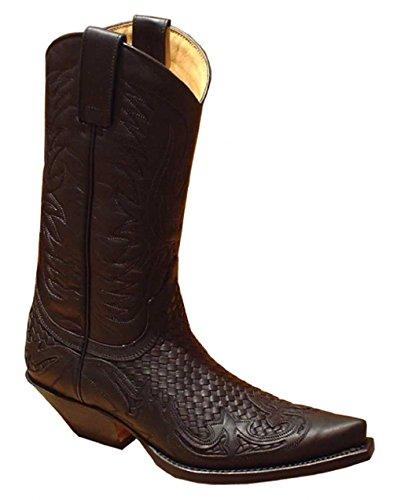 Sendra Boots 3241 schwarz - tr.