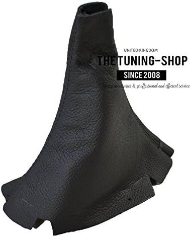 The Tuning-Shop Ltd Ghetta per Cambio Manuale e Freno a Mano Nero
