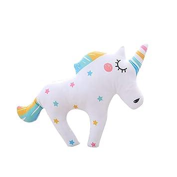 Unicornio Caballo Encantador Muñeco Stobok De Suave Peluche O8n0wXPk