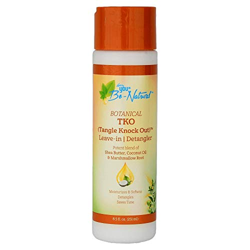 Luster's You Be-Natural Botanical TKO (Tangle Knock Out) Leave-In/Detangler 8.5 fl. oz.