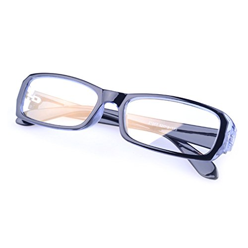 G&T Unisex Anti Computer Radiation Glasses Fashion Clear Lens UV Protection - Lenses Cost Oakley How Do Much