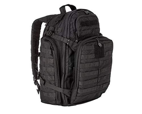 5.11 RUSH72 Tactical Backpack, Large, Style 58602, Black from 5.11