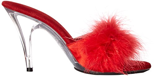 Ellie Shoes Red SASHA 361 Women's Slipper UqYPw74q