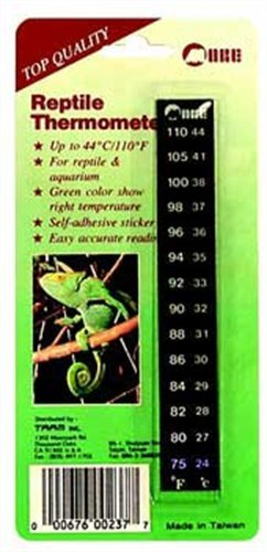 picture of Taam STA00237 Reptile Digital Thermometer for Aquarium, 110-Degree