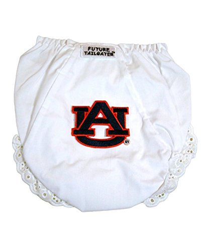 Future Tailgater Auburn Tigers Baby Diaper Cover (Newborn-6 Months)