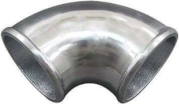 Vibrant 2874 3 O.D 90 Degree Aluminum Elbow