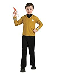 Deluxe Star Trek Uniform Costume - Large