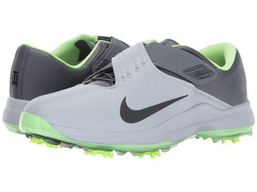 Nike Golf(ナイキ) メンズ 男性用 シューズ 靴 スニーカー 運動靴 Tiger Woods TW '17 - Wolf Grey/Black/Ghost Green [並行輸入品] B07BDPVW1Y