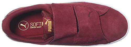Puma Vikky Velcro Dahlia Dahlia Red Puma36524202 red Femme Platform pp4vqF