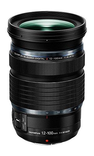 Olympus M.Zuiko Digital ED 12-100mm f4.0 PRO Lens, Black by Olympus