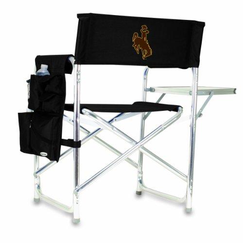 NCAA Wyoming Cowboys Sports Folding Chair ()