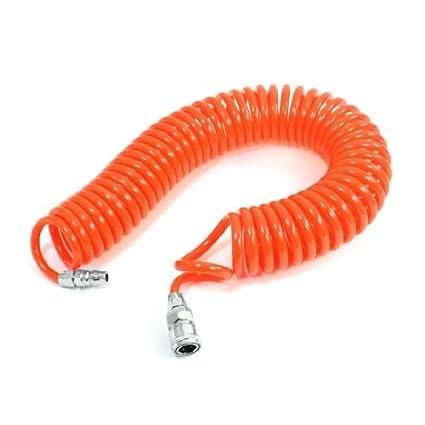 900cm de retroceso de frenos de aire de la manguera de la bobina Re neumáticas compresor de herramientas de Red - - Amazon.com