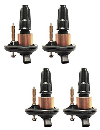 Coil Ignition Isuzu (Set of 4 Ignition Coils for 2004-2006 Chevy Colorado GMC Canyon 2006 Isuzu I-280 2007 2008 I-290 2.8L GN10114)