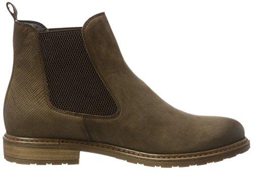 Tamaris 25056 Boots Chelsea Braun Damen vgqrnv