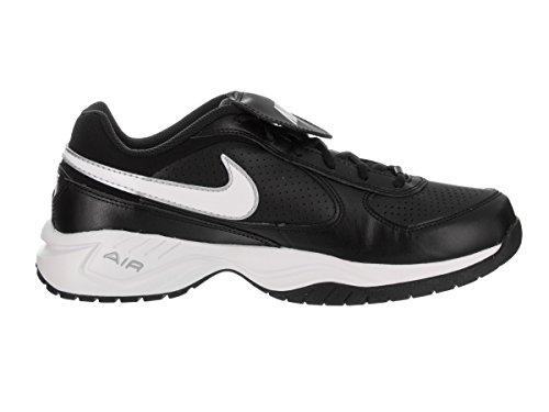 Nike Heren Air Diamond Trainer Zwart / Wit