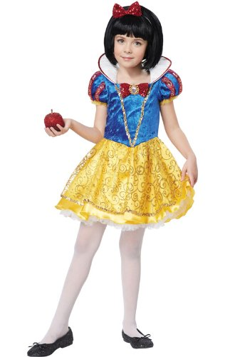 California Costumes Snow White Deluxe Child Costume, Small