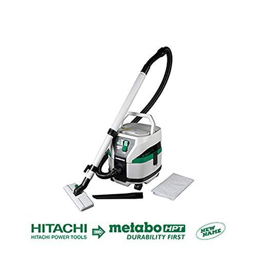 Metabo HPT MultiVolt Wet/Dry Vacuum (Tool Body Only), Pod Style, Optional 36V MultiVolt Batttery or AC Adapter Sold Separately, 2.1 Gallon Capacity Dry, 1.6 Gallon Capacity Wet,Brushless (RP3608DAQ4)