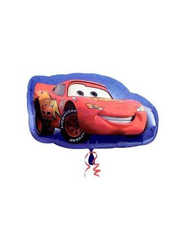 Cars Lightning McQueen Shape Giant 17