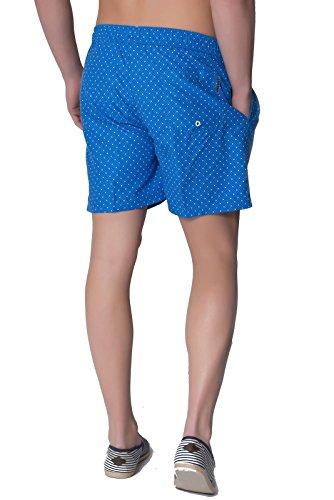 Kangol - Pantalón corto - para hombre Cobaltblue