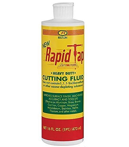 Amazon.com: Relton pnt-nrt Rapid Tap Aceite de corte – 16 oz ...