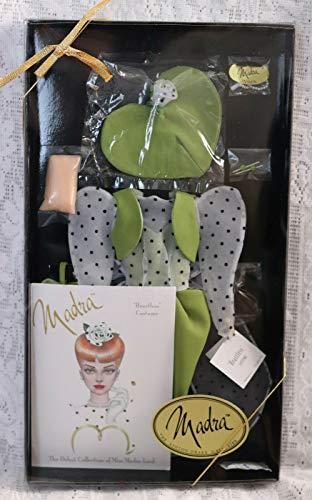 (Ashton Drake Mel Odom Gene Madra Doll Outfit Costume Heartless 92288 MINT IN BOX)