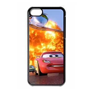 iPhone 5c Cell Phone Case Black Cars 2 Personalized Clear Phone Case Covers CZOIEQWMXN28738