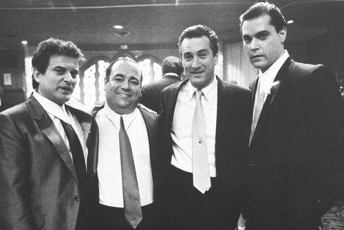 Robert De Niro, Ray Liotta and Joe Pesci in Goodfellas 24x36