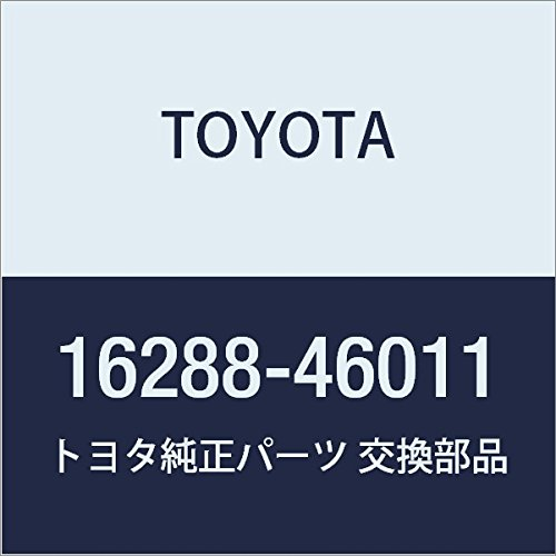 Genuine Toyota 16288-46011 Water By-pass Hose