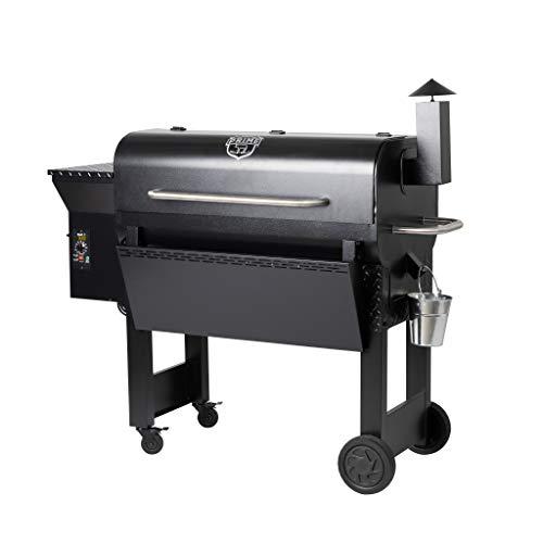 Prime Pellet Grills 62432 62342 Electric Pellet Smoker ...