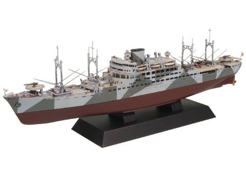 PitRoad Skywave W134 IJN Cruiser Aikokumaru 1941 1 700 Scale Kit