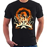 Camiseta Naruto Hokage- Anime - Masculina - P