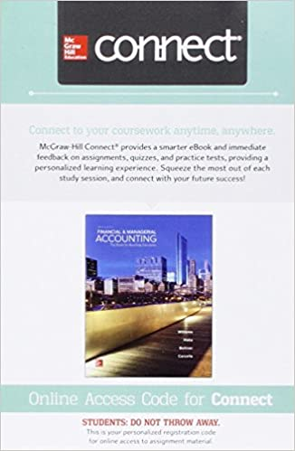 Amazon connect access card for financial and managerial connect access card for financial and managerial accounting 18th edition fandeluxe Choice Image