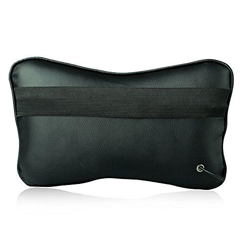 VIKTOR JURGEN Shiatsu Kneading Massage Pillow with Heat,Neck,Shoulder & Back Massager for Home/Car/Office