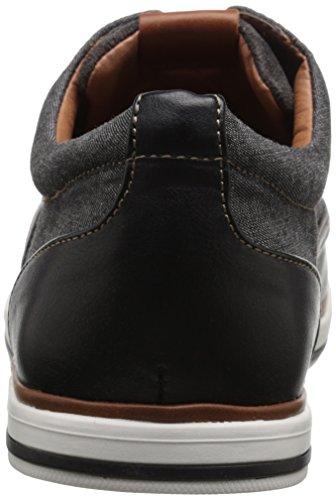 Aldo Mens Digiovanna Mode Sneaker En Cuir Noir