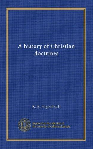 A history of Christian doctrines (v.2)
