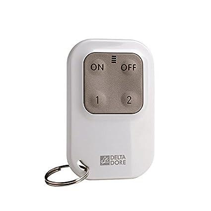 Delta Dore TL 2000 TYXAL+ 6413251 - Telemando radio para sistema de alarma y/o