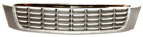 OE Replacement Cadillac Deville/Concours Grille Assembly (Partslink Number GM1200502) Cadillac Deville Grille Replacement