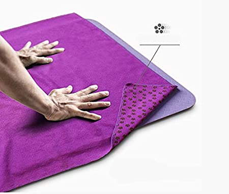 Amazon.com: 183Cm61Cm - Manta antideslizante para yoga ...