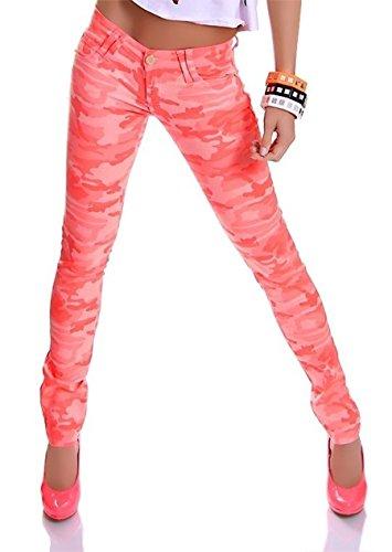 skinny Jeans Coral RJ Camo Donna Pantaloni Miss tv4qw