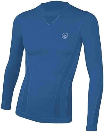 Vivasport Lupetto Camiseta térmica Hombre: Amazon.es: Ropa y accesorios